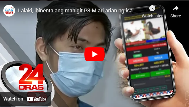 Scammer lost P3.5M of OFW's money to online sabong